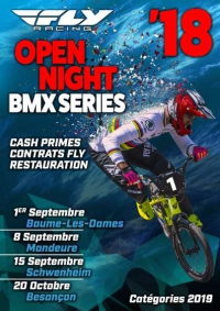BESANCON - OPEN NIGHT FLY