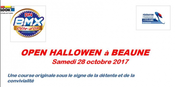 Open Hallowen à Beaune