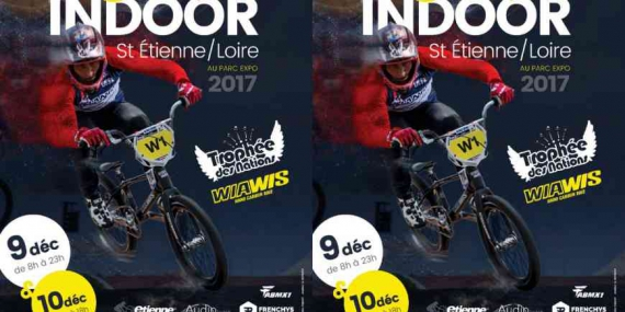 Timing Indoor de Saint Etienne 2017