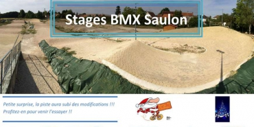 Stage à Saulon