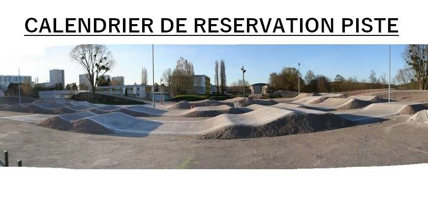Calendrier location et stages piste de Vesoul