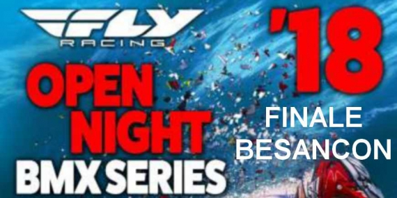 OPEN NIGHT FLY BESANCON - INVITATION
