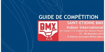 INDOOR DE SAINT ETIENNE - DOSSIER COMPETITION