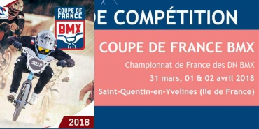 Timing + engagés Coupe de France SQY