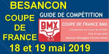 BESANCON COUPE DE FRANCE - DOSSIER COMPETITION